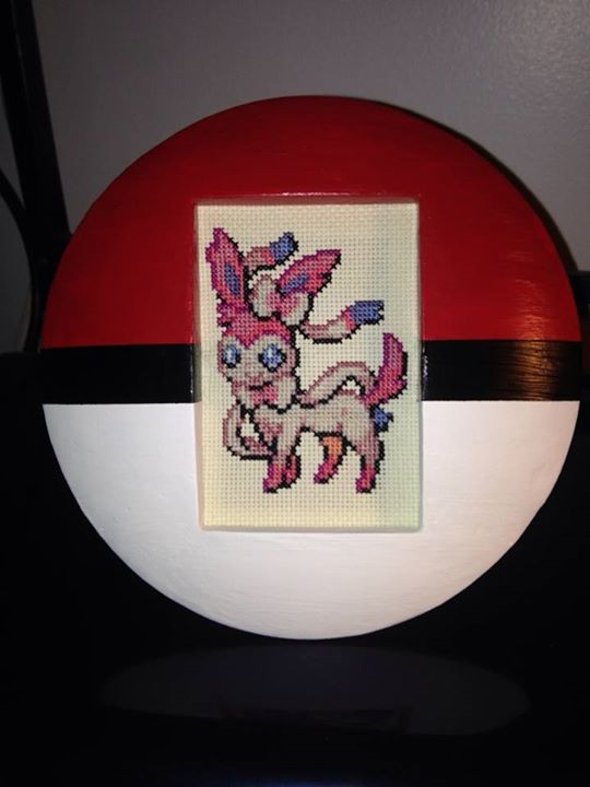 Sylveon by Melissa N