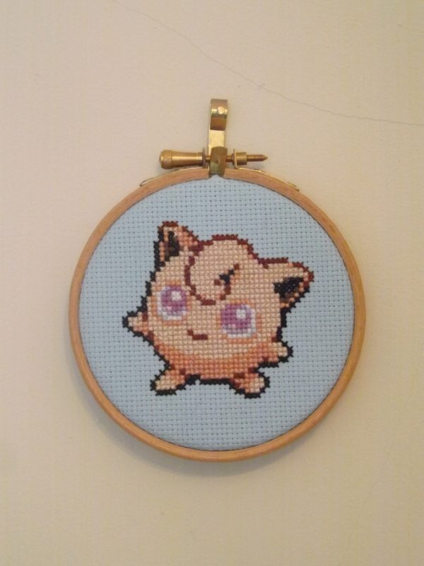 Jigglypuff by Angelica Howe