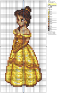 Beauty and the Beast – Belle