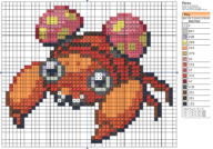 Pokémon - Paras