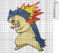 Pokémon - Typhlosion